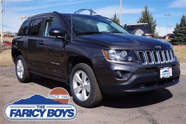 new 2016 jeep compass high altitude 4d sport utility in colorado springs gd697425 the faricy boys. Black Bedroom Furniture Sets. Home Design Ideas
