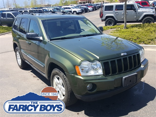 pre owned 2007 jeep grand cherokee laredo 4d sport utility in colorado springs 7c524645 the. Black Bedroom Furniture Sets. Home Design Ideas
